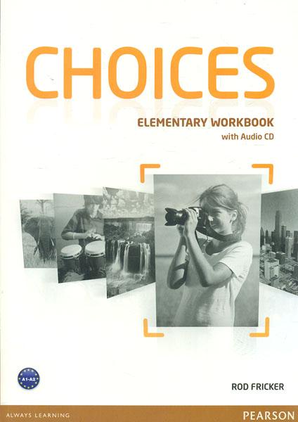 ГДЗ по английскому choices elementary workbook